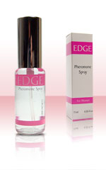 The Edge Pheromone para mujeres sin fragancia 25ml