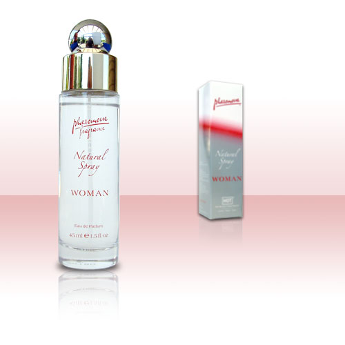 HOT Pheromone para mujeres sin fragancia spray 45ml