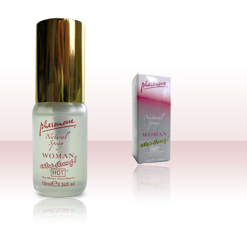 HOT Intenso Pheromone perfume mujer sin fragancia spray 10ml